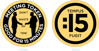 Meeting Tokens