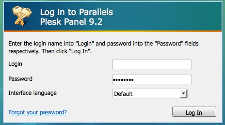 Remember Passwords, Not Usernames
